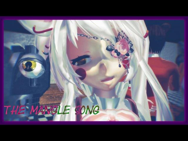 [MMD] [FNAF] The Mangle Song