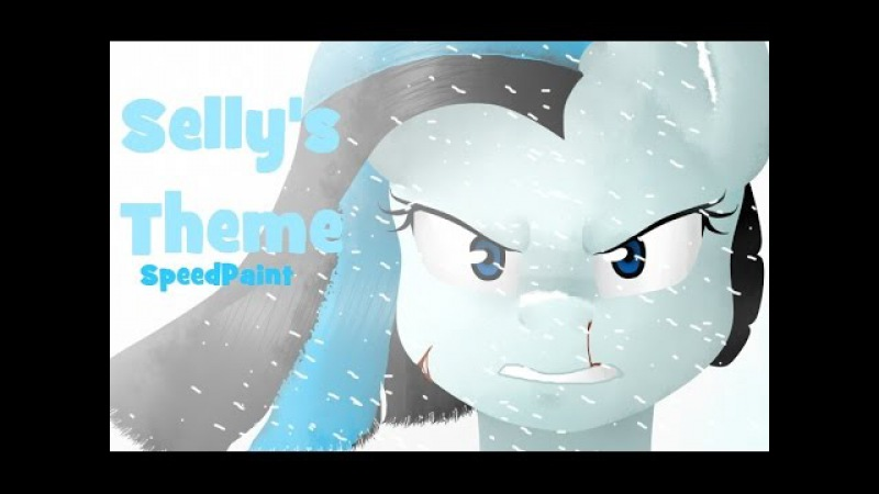 Selly's Theme OC SpeedPaint