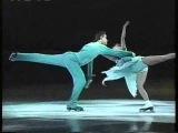 Mario Lanza - Younger than Springtime - Gordeyeva and Grinkov