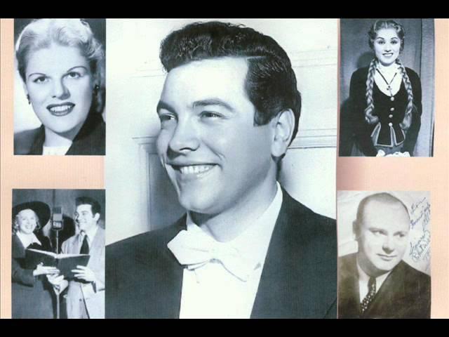 Mario Lanza - The Celanese Hour Radio Broadcasts