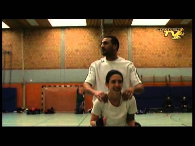 Badr Hari seminar part 6 7 Kickboxing