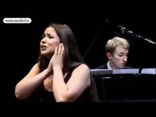 Alisa Kolosova sings Katerina by Prokofiev at the Louvre