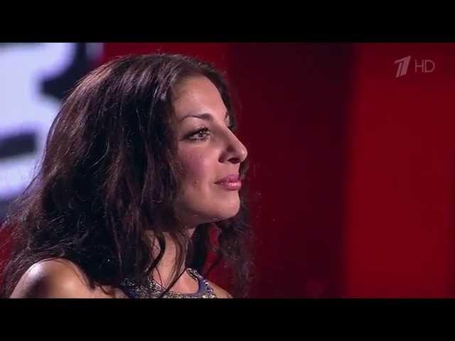 Диана Савельева Только раз бывает в жизни встреча - Слепые прослушивания - Голос - Сезон 4