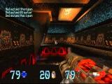 Quake II (PSX) - Walkthrough (Hard difficulty, 100 secrets)