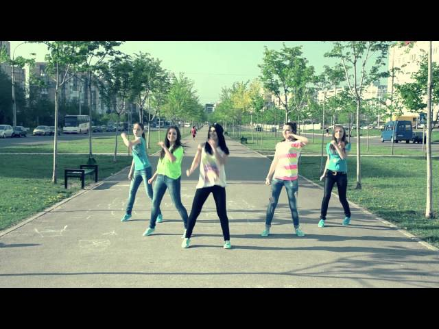 Jullies Group - Macklemore Thrift Shop choreography by Savina Jullie