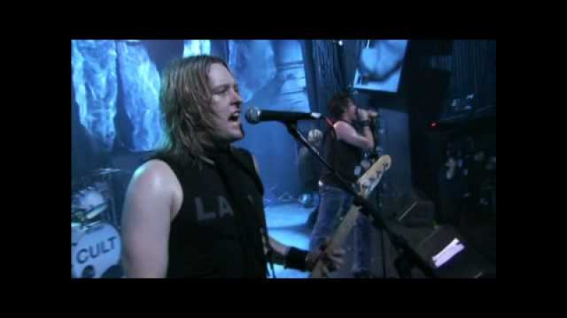 The Cult Live in NewYork City 2006