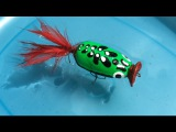 How to Make Frog Lure From Plastic Spoons(1) Diy - Fishing Tips - L