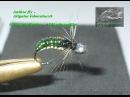 Fly Tying - © Gamma reflective 3D golografik. Вязание светоотражающей мушки .