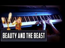 Beauty and the Beast Prologue on Piano Rhaeide
