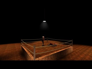 Half-Life 2 beta: David Sawyer's Boxing (map boxing)