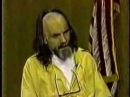 Charles Manson I make the money, i roll the nickels