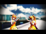 【 MMD 】 Promise 【 TDA Magical Anon & Kanon 】 【 HD 720 】