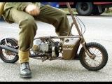Скутеры и мопеды 1960  scooter  commuter 1960