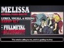 ENGLISH 'Melissa' FullMetal Alchemist