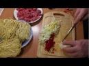 Жареная лапша по китайски Просто вкусно недорого Китайская кухня