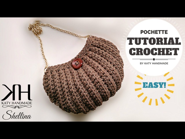 Tutorial uncinetto pochette