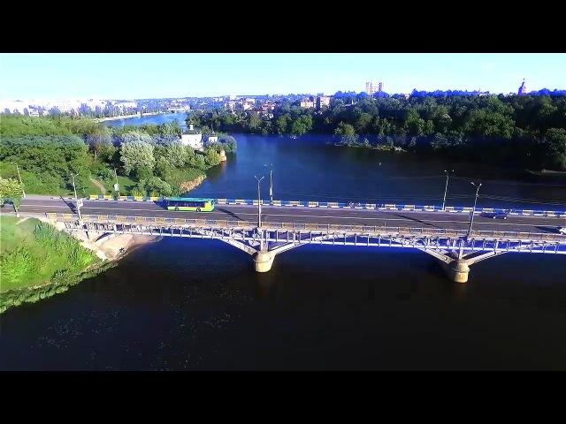 Захоплююче відео Вінниця це моє місто