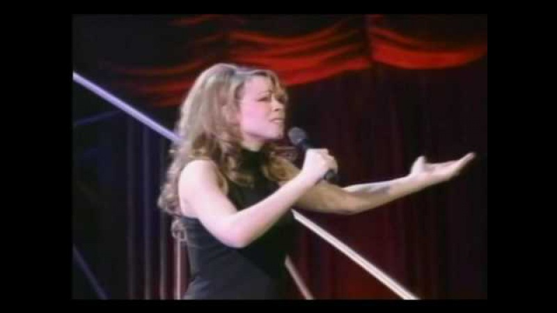 Mariah Carey - I Dont Wanna Cry (Live)