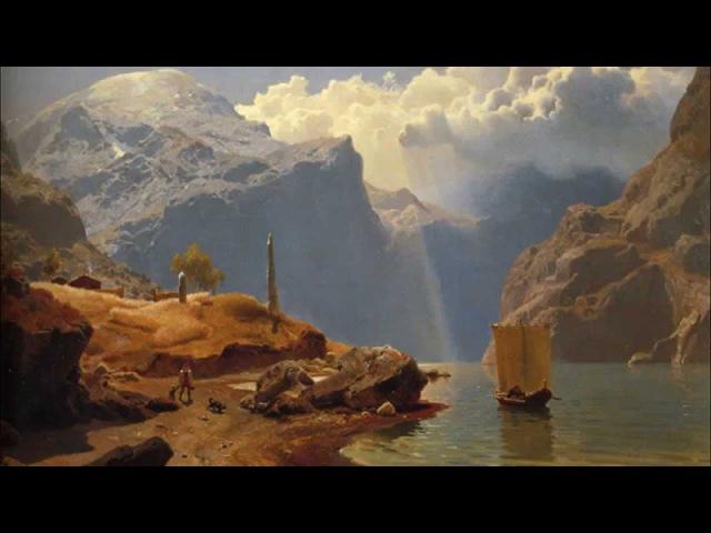 Hans Fredrik Gude - Norwegian National Romanticism