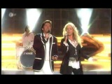 Thomas Anders &amp Sandra - The Night is still young (Live in Carmen Nebel Show ZDF)