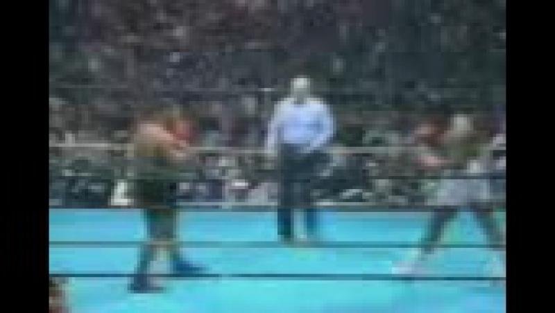 Бой Mike Tyson KO King