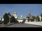 Колокольный звон в Почаевской Лавре.2013г.