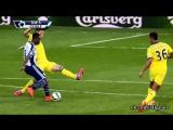 Чемпионат Англии 2014-15 / Лучшие голы 37-го тура / Топ-5 [HD 720p]