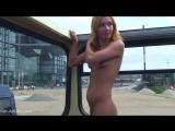 Maria J Nude in Public 2