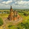 Введенская церковь в с. Пёт Рязанской области