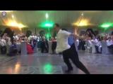грузинский танец ილიკო სუხიშვილი და მისი ჯგუფი ქორწილში ცეკვავენ