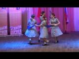 11. Образцовый танцевальный коллектив