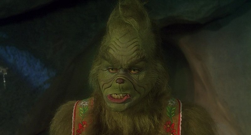 ����� � ���������� ��������� / How the Grinch Stole Christmas (2000) BDRip-AVC (60fps) ������� �������