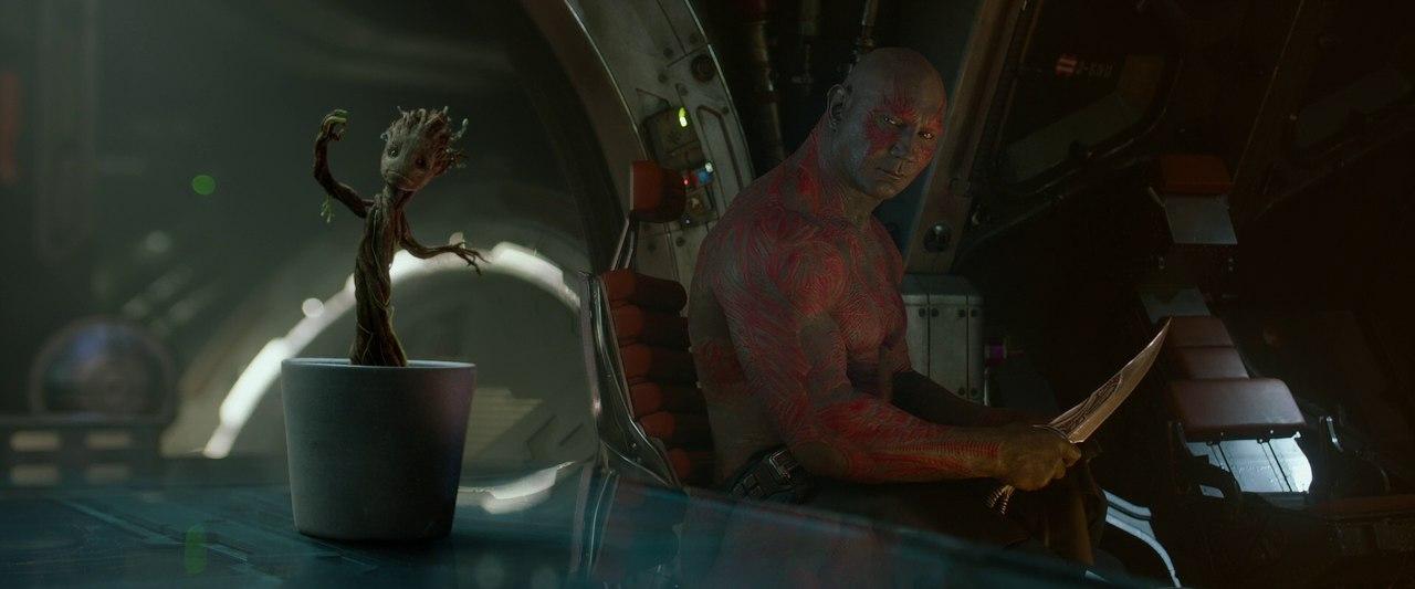 Стражи Галактики / Guardians of the Galaxy (2014) BDRip 1080p [60fps] скачать торрент с rutor org