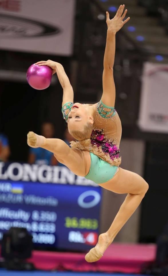 Чемпионат мира по художественной гимнастике. Штутгарт. 7-13 сентября 2015 RQLyLMlO8ec