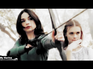 Katherine Pierce ... Alison Argent || Fall Out Boy – Centuries ||