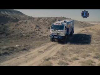 Гоночная команда «КАМАЗ-мастер» - Автоспорт - Документальный Фильм