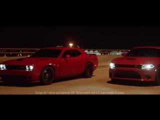 Official Dodge Extended Cut Predators