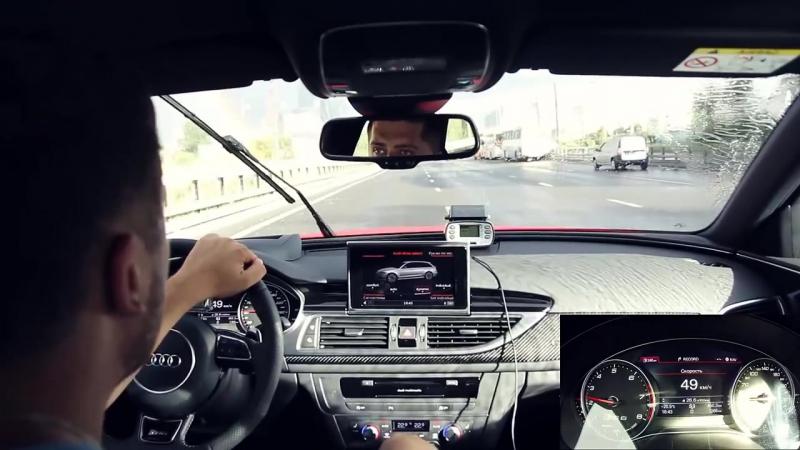 Audi RS6 Тест-драйв.Anton Avtoman » Freewka.com - Смотреть онлайн в хорощем качестве