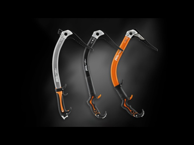 QUARK, NOMIC, ERGO [EN] Ice tools for ice climbing, drytooling and mountaineering