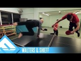 Epic Speed Pong!  Walters &amp Shieff (ep. 3)