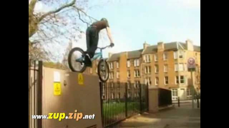 Inspired Bicycles - Danny MacAskill April 2009