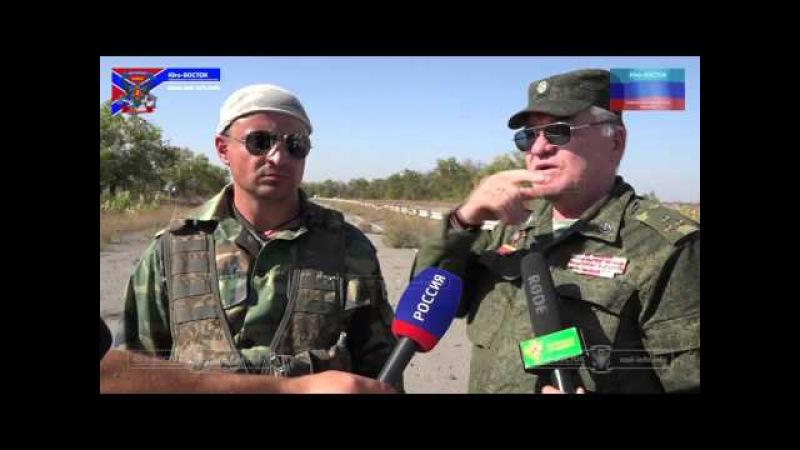 Украинский солдат пришёл на блокпост НМ ЛНР мириться