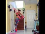 """ПП, ЗОЖ, ФИТНЕС, УПРАЖНЕНИЯ on Instagram: """"Тренировка с TRX на верхнюю часть тела! Грудь! Плечи! Бицепс! Трицепс! Каждое движение по 3-5 подходов, повторения 10-15 Отмечайте друзей!…"""""""