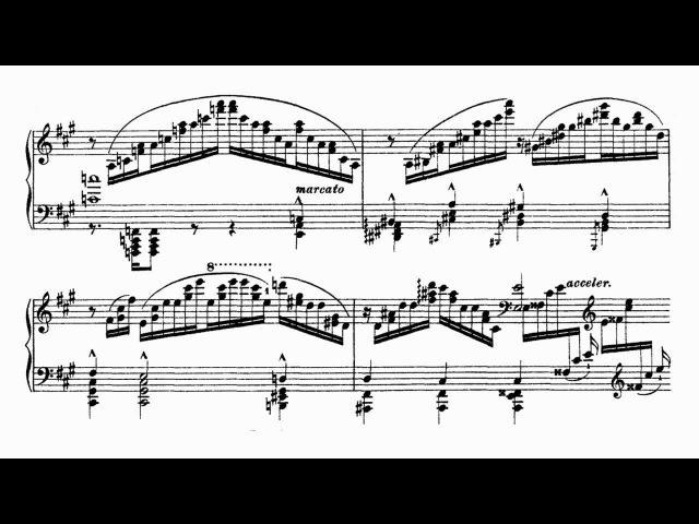 Liszt Three Concert Etudes S.144 No.3 Un Sospiro (Hamelin)