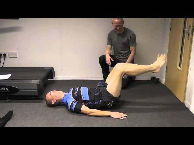 Exercises to correct anterior tilt or lordosis posture