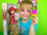 Ever after high doll rewiew unboxing for girls Эвер Афтер Хай новая кукла обзор для девочек