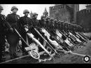 Парад войск Красной армии в честь победы над фашистской Германией состоялся 24 и ...