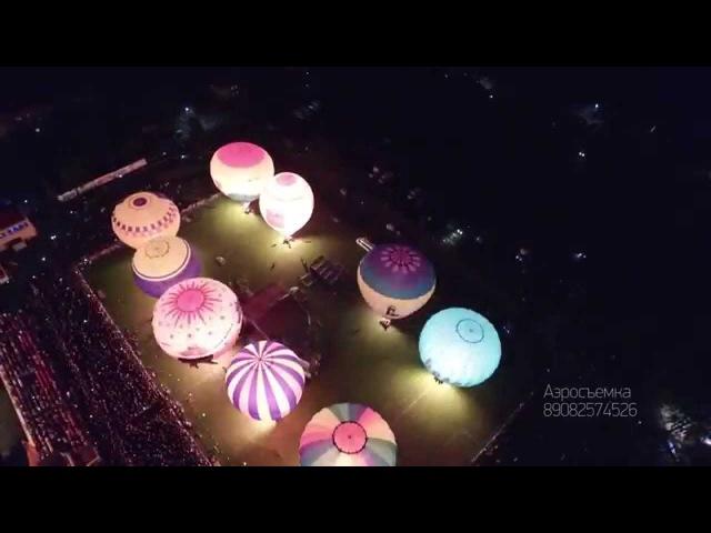Небесная ярмарка. Фестиваль воздухоплавания в Кунгуре
