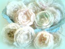 Shabby Chic Flower Tutorial Tattered Chic Blooms