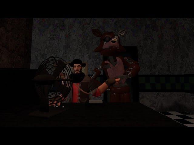 Friendly Foxy 2 | FNAF Gmod Animation